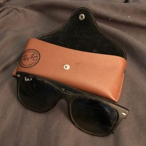 Ray ban tortoise great condition